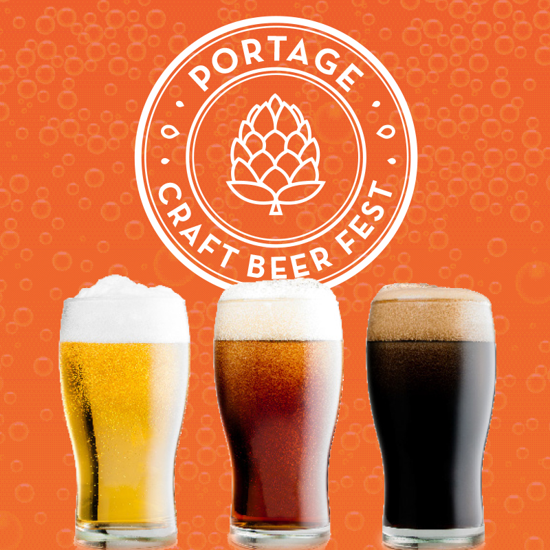 2nd Annual Portage Craft Beer Fest & Concert