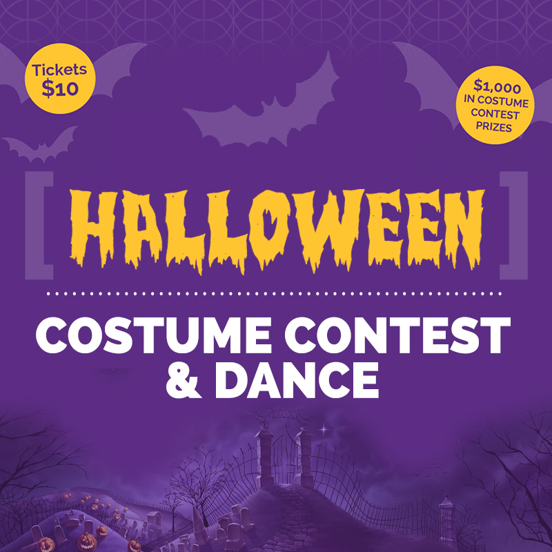 Halloween Costume Contest and Dance