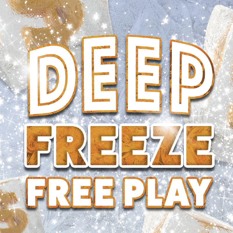 Deep Freeze Free Play