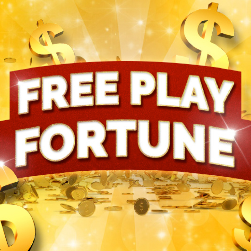 FREE PLAY FORTUNE MONDAYS