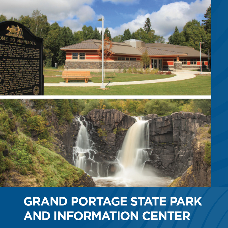 Grand Portage State Park and Information Center