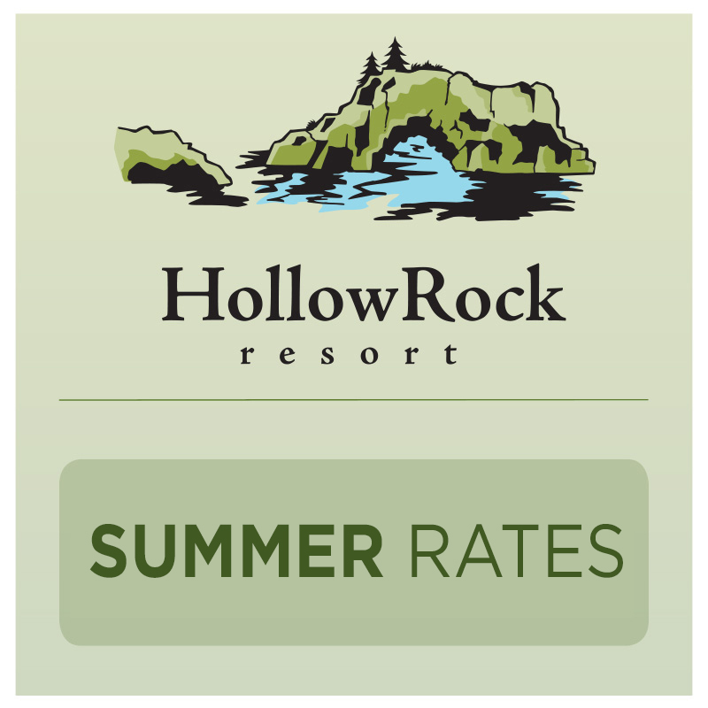Hollow Rock Summer Rates