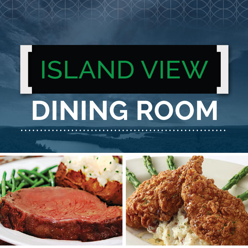 ISLAND VIEW SPECIALS