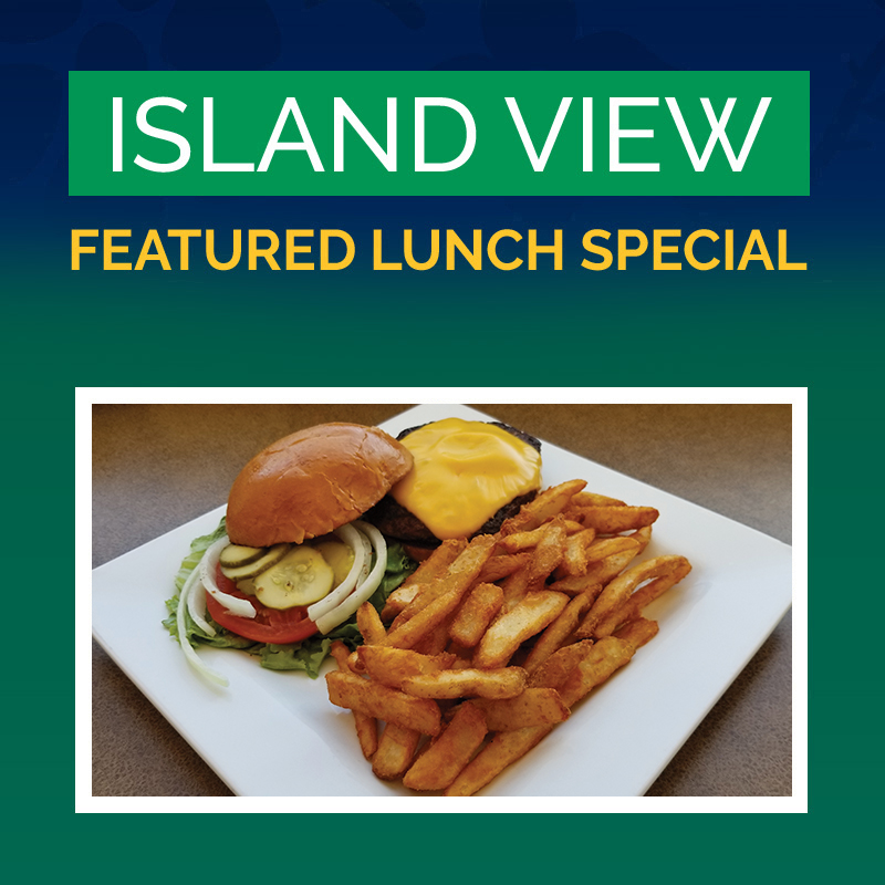 Featured June Lunch Special
