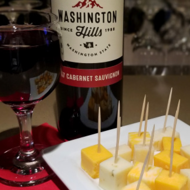 NATIONAL WINE & CHEESE DAY